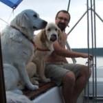 Na łódce :)