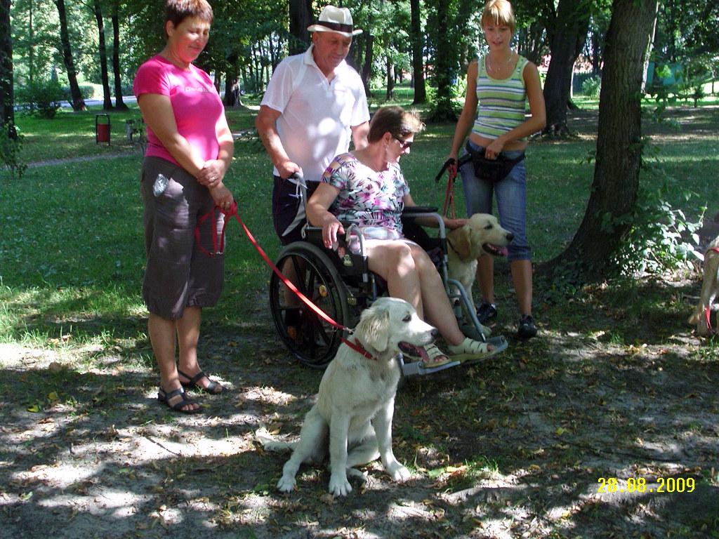 Socjlizacja - osoby niepełnosprawne- Gaja i Evin